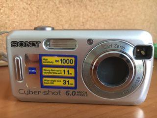 SONY CYBERSHOT DSC-S600