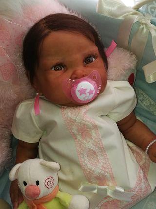 Bebe Reborn étnico