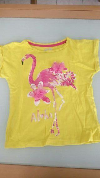 Camiseta niña 3-4 años