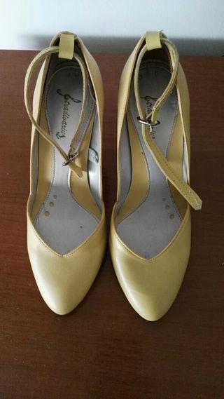 zapatos de tacón, numero 36