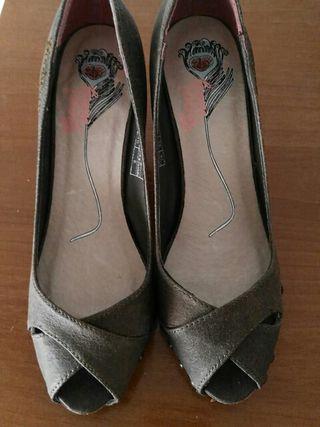Zapatos de tacón numero 36