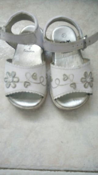 Sandalias niña número 21