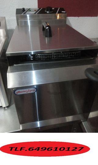 freidora industrial 12l,5000w nuevas