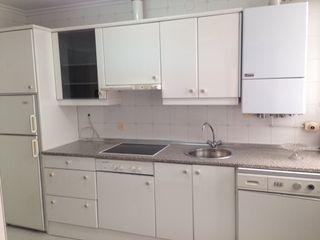 Cocina muebles, frigo, vitro..