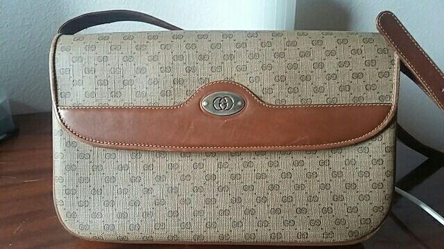 Borsa Gucci vintage anni  80 second hand for 100 € in Riolo Terme in ... 7a2ce612741c