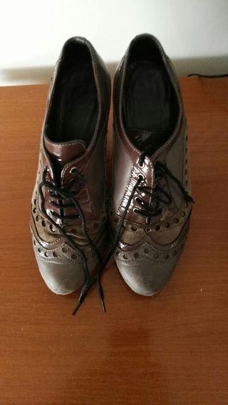 Zapatos tacón numero 36