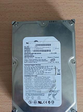 Disco duro 250gb HDD