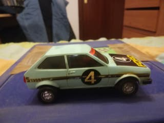 scalextric ford fiesta antiguo