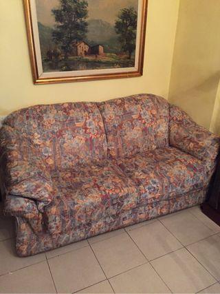 Sof de segunda mano en la provincia de asturias en wallapop - Wallapop asturias muebles ...