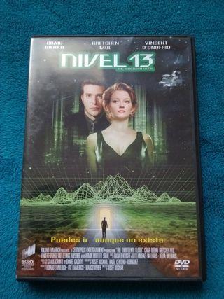 película nivel 13