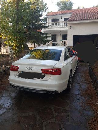 Audi A6 SLINE 2012