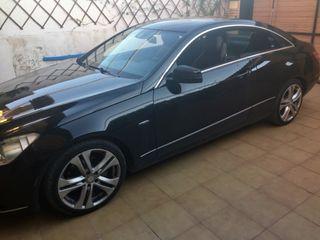 Mercedes-Benz Clase E -Coupe