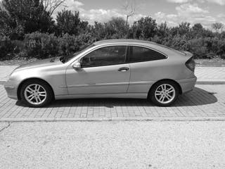 Mercedes-Benz Sport Coupe.220 Cdi.Tel 642054922