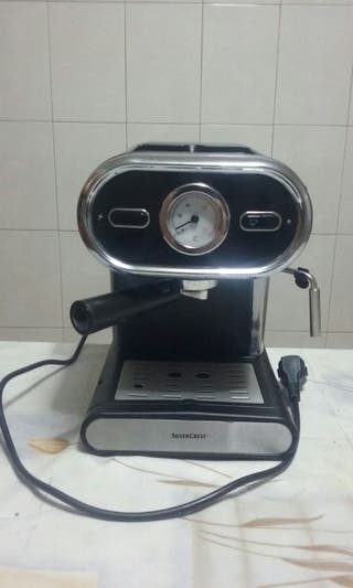 Cafetera Expresso Silver Crest