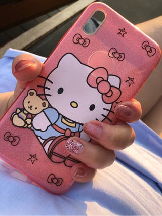 Coque Hello ketty iphone X