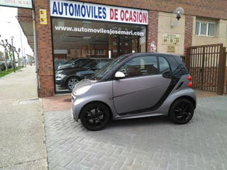 smart fortwo 2014 Desiree Edition automático