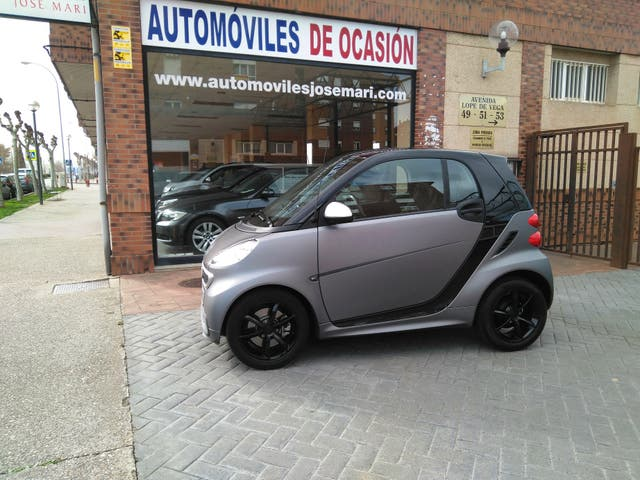 smart fortwo 2014 Desiree Edition automático