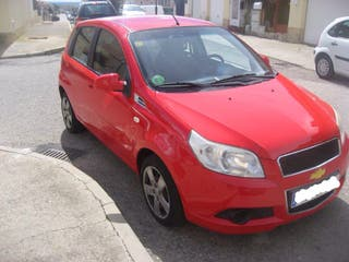Coche Chevrolet Aveo Impecable
