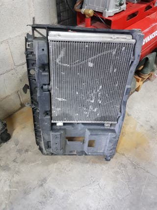 Frontal con radiadores Citröen C2
