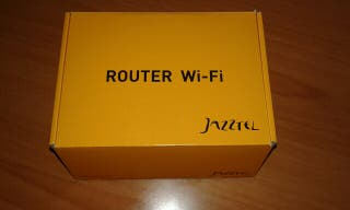 Router wifi jazztel