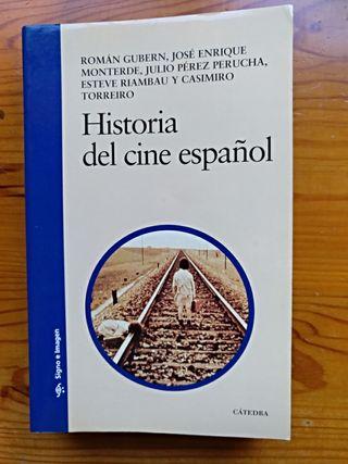 Historia del cine español.