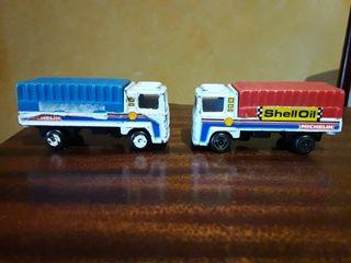 camiones miniatura escala 1/64 GISIMA