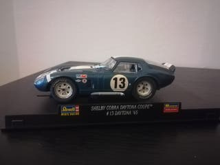 revell shelby cobra daytona coupe