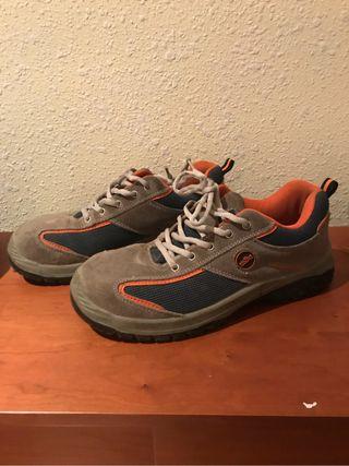Zapatos seguridad 41-42
