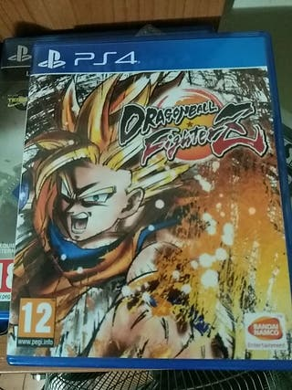 dragon ball fighter z ps4