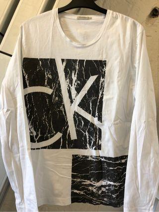 Camiseta calvin klein hombre (original)