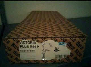 Grifo fregadero Roca Victoria Plus. En su caja