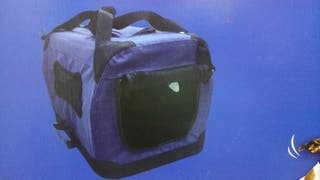 bolsa de transporte para perros hasta 7kgs