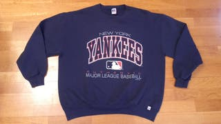 SUDADERA NEW YORK YANKEES RUSSELL ATHLETIC T. XXL