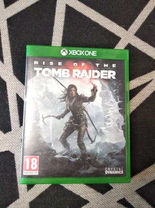 Rise of the Tomb raider de Xbox one