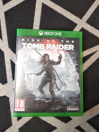 Rise of the Tomb raider de Xbox one