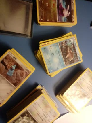 300 cartas pokemon