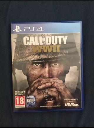 Call Of Duty World At War 2 - PS4