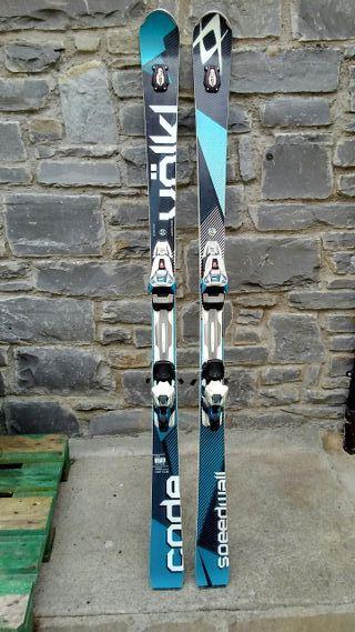 Esquís Volkl Code Speedwall S 173