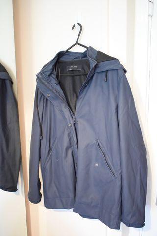 Waterproof zara jacket