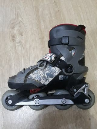patin regulable 37 a 40