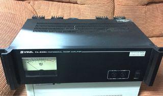 Amplificador Inkel PA-838A