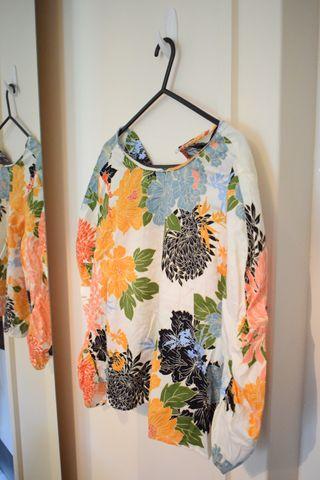 Floral Spring Zara Shirt