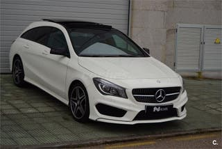 Mercedes-benz CLA 220 cdi 2015