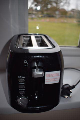Black Toaster