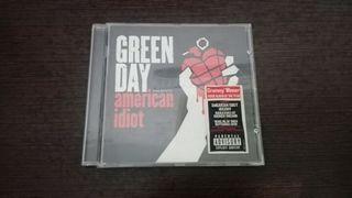 Disco Green day American Idiot