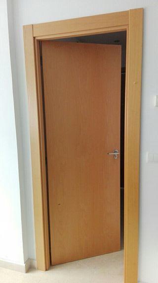 puerta haya 72 cms izquierda