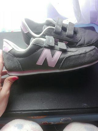 zapatillas new balance niña 34