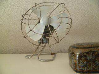 """Ventilador industral """"Tymesa"""". Vintage años 60"""