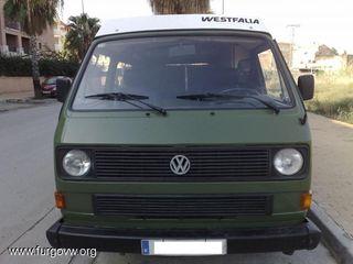 volkswagen T3 Westfalia Transporter 1988