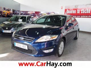Ford Mondeo 1.6 TDCI Business SANDS 85 kW (115 CV)